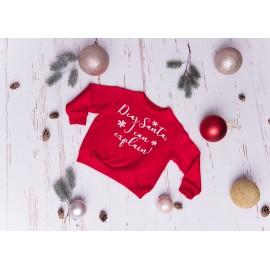 Bluza Dear Santa
