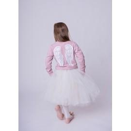 Bluza Angel różowa