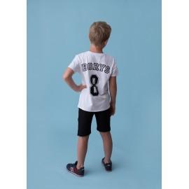 T-shirt chłopięcy personalizowany